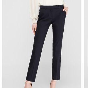 EXPRESS    columnist navy blue pants